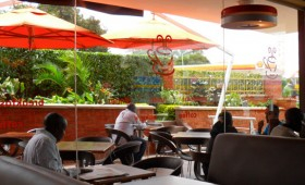Café Javas is part of a Kampala-wide chain that seems to be slowly taking over the city (not that I'm complaining!). With branches at Oasis […]