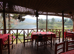 Kalebas Camp, Lake Bunyonyi