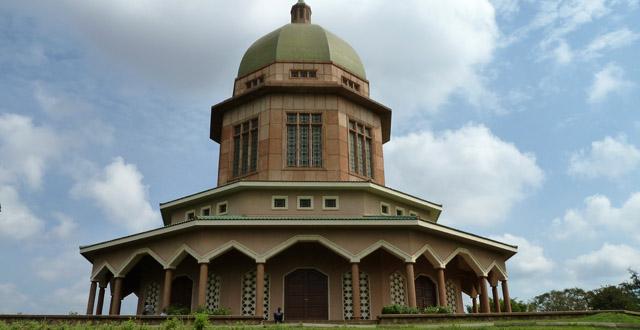 Ba-hai Temple in Kampala