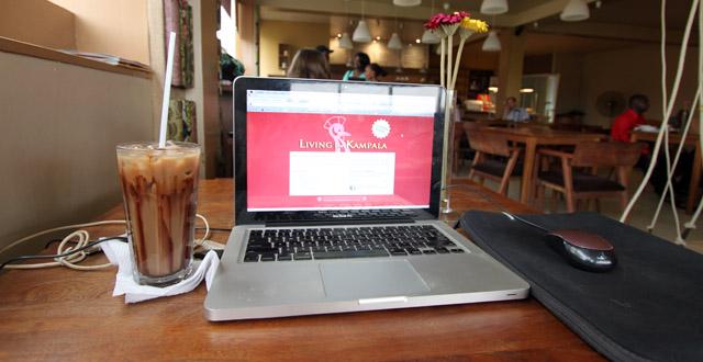 Wifi in Kampala