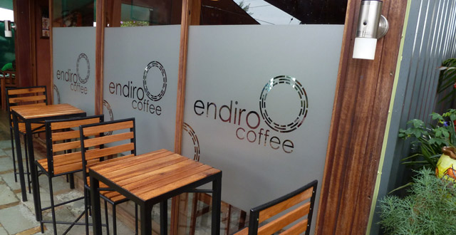 Endiro Coffee, Kampala