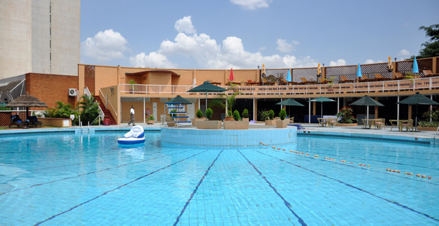 Swimming Pools in Kampala