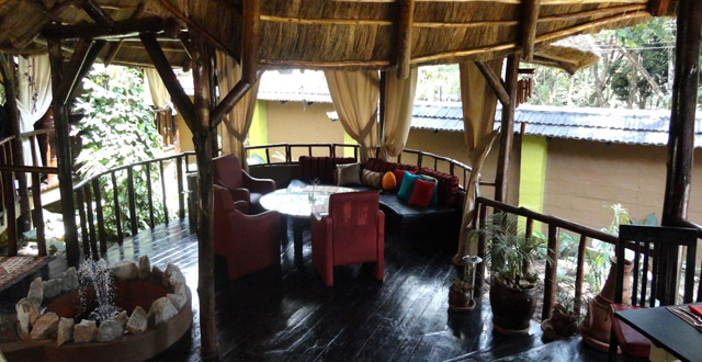 Tamarai Restaurant, Kampala