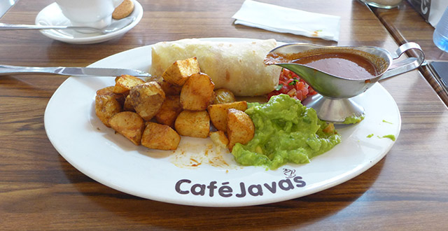 Cafe Javas, Kampala