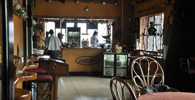 1000 Cups, Kampala