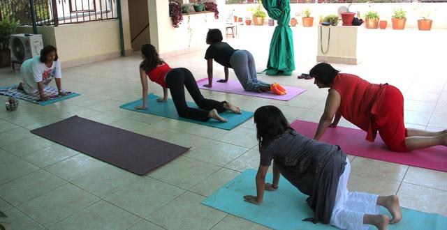 Jayjay Yoga Kampala
