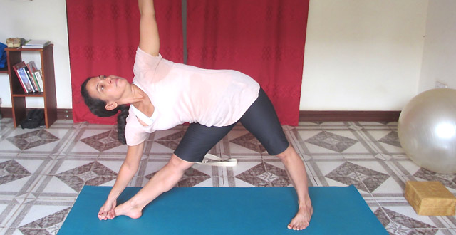 Yoga in Kampala