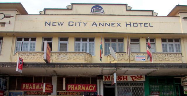New City Annex Kampala