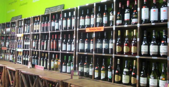 Buying Wine in Kampala - Part II