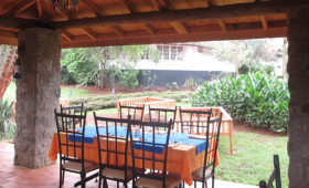 "Pardis is a charming Middle Eastern restaurant in a peaceful, less-busy area of Kololo. In fact, ""pardis"", by its very definition, means ""paradise"" in Persian. […]"