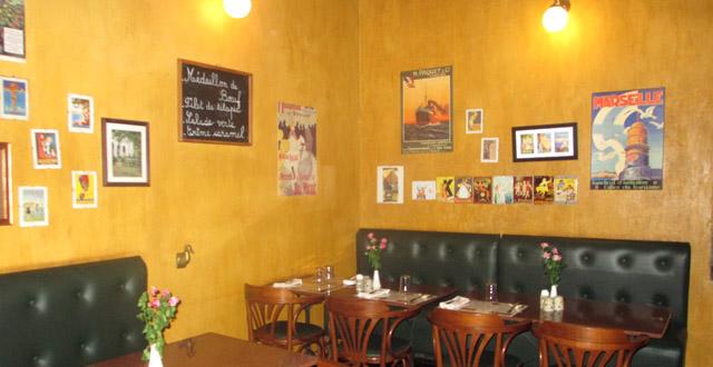 Le Bouganviller Restaurant