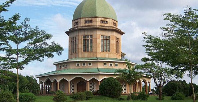 Bahai Temple, Uganda