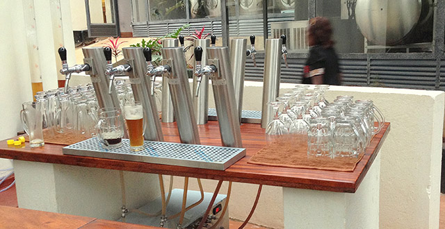 Yasigi Beer Garden