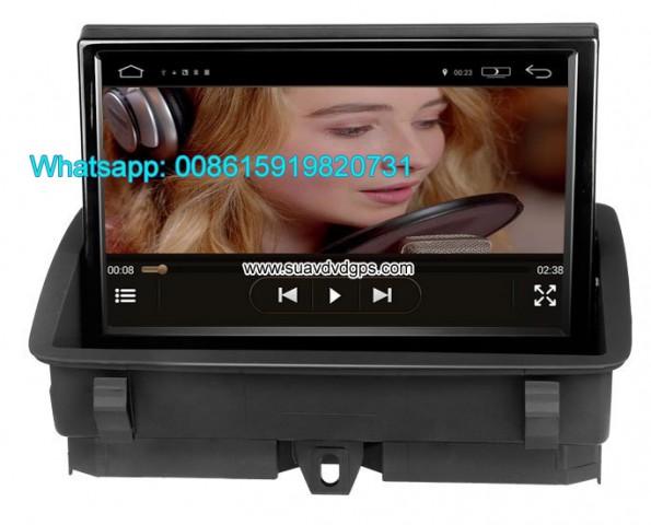 Audi Q3 Car Audio Radio Update Android Gps Navigation Camera