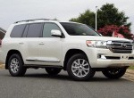 FOR SALE Toyota Land Cruiser 2017 white edition